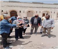 التشغيل الفعلي لأول فرن فخار صديق للبيئة «بقرية الفواخير» بمدينة الفسطاط