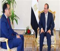 رئيس الوزراء يهنئ الرئيس السيسي بمناسبة عيد تحرير سيناء
