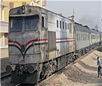 40 دقيقة تأخيرات «السكة الحديد» على خط القاهرة أسيوط و 20 بين أسيوط أسوان