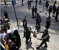 أكثر من 100 جريح في مواجهات بين فلسطينيين والشرطة الإسرائيلية