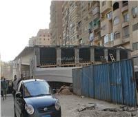 إنشاء كوبري بالجيزة لاستيعاب الكثافة المرورية تزامنًا مع غلق شارع الهرم | صور