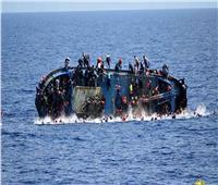 غرق زورق على متنه 130 مهاجراً قبالة السواحل الليبية