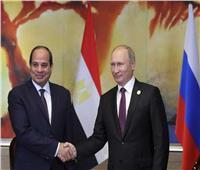 السيسي يتفق مع بوتين على استئناف حركة الطيران الكاملة بين مطارات البلدين