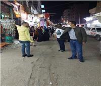 تموين المنوفية : ضبط مصنع مواد غذائية وتحرير 158 محضرًا| صور