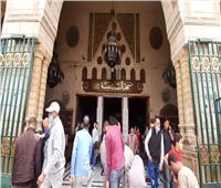 بث مباشر.. تشييع جنازة مصطفى محرم من مسجد السيدة نفيسة