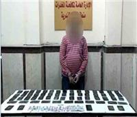 القبض على 3 تجار مخدرات بـ110 طربة حشيش وإسطوانات هيروين