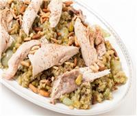 مطبخ رمضان | فريكه بالدجاج الشهئ علي سفرتك
