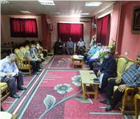 محافظ أسيوط: استمرار عقد لقاءات بأعضاء لجان ومنسقي القضية السكانية