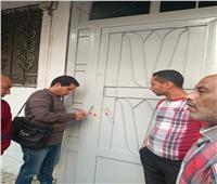 حملة شاملة على المحال التجارية بحى شرق الاسكندرية