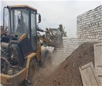 ضمن الموجة الـ 17.. إزالة 144 حالة تعدي على أراضي النيل