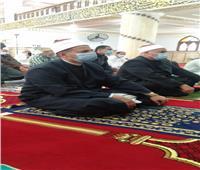 «أوقاف كفر الشيخ» تفتتح مسجد أحمد بسيوني