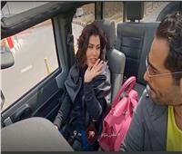 """جومانة مراد ضحية برنامج المقالب الكوميدي """"خمس نجوم"""""""