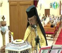 بطريرك الكاثوليك يترأس صلاة جمعة ختام الصوم بكنيسة المعادي