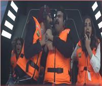 جنون وعصبية شديدة لـ «إسلام إبراهيم» في كبسولة «الهوب دروب» |فيديو