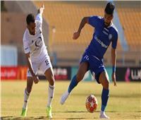 انطلاق مباراة أسوان والجونة في كأس مصر
