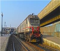 حركة القطارات| تعرف على التأخيرات بمحافظات الصعيد.. السبت ٢٤ ابريل