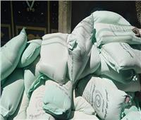 ضبط 5 طن دقيق مجهول المصدر وتحرير 78 مخالفة تموينية بالمنيا