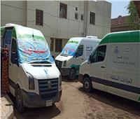 ضمن «حياة كريمة».. صحة المنيا تقدم الخدمات العلاجية لـ 1344 مواطن