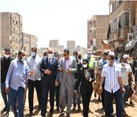 7 ملايين و500 ألف جنيه لرصف شوارع فرشوط | صور