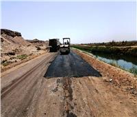 محافظ أسوان: بدء أولى مراحل مشروع تطوير الطريق الدائري بنصر النوبة