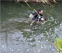 العثور على جثة طافية على مياه البحر في قرية بالدقهلية