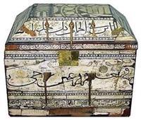 يعود للعصر الفاطمي.. عرض صندوق خشبي في متحف الحضارة