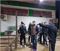 رئيس «نادي زايد» يشدد على الإجراءات الاحترازية بالنادي.. ويؤكد: ملتزمون بالتدابير