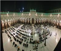 بث مباشر| شعائر صلاتي العشاء والتراويح ليلة ١٣ رمضان بالجامع الأزهر