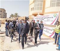 حوار| محافظ شمال سيناء: طموحات الرئيس «غير محدودة» لتعمير أرض الفيروز