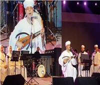 محمود التهامي يتألق في حفل «الشباب والرياضة» بأكتوبر