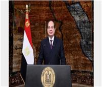 نص كلمة الرئيس السيسي في الذكرى الـ39 لتحرير سيناء