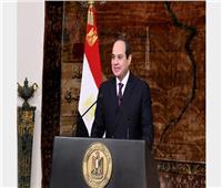 الرئيس السيسي: تحرير سيناء ذكرى خاصة في وجدان كل مصري