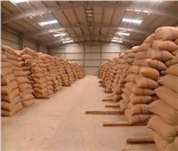 «أسيوط» تورد 3329 طن قمح لصوامع وشون المحافظة