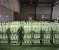 السعودية تشحن 80 مليون طن من الأكسجين السائل إلى الهند