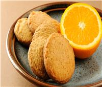 خطوة بخطوة .. طريقة تحضير كوكيز البرتقال