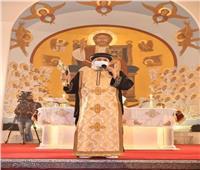 البابا تواضروس يصلي قداس أحد «الشعانين» وسط  الإجراءات الاحترازية