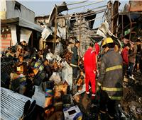 العراق: ارتفاع حصيلة ضحايا حريق مستشفى ابن الخطيب إلى 192 قتيلا وجريحا