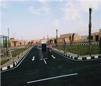 سيناء تحرير وتعمير| طريق «النفق - رأس النقب».. محور يصل شرق سيناء بغربها