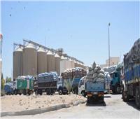محافظ المنيا: توريد 12500 طن قمح للشون والصوامع