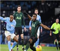 تشكيل مانشستر سيتي وتوتنهام في نهائي كأس الرابطة الإنجليزية