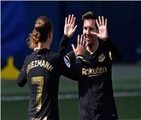 «جريزمان» يقود برشلونة لفوز ثمين على فياريال.. فيديو