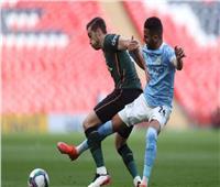 الشوط الأول  التعادل السلبي يسيطر على مباراة مانشستر سيتي وتوتنهام