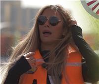 حرب طلقات الألوان بين رامز جلال وريم مصطفى في «رامز عقله طار»
