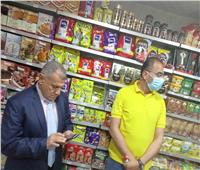 إغلاق محل تجاري ومصادرة كميةمن اللحوم مجهولة المصدر في حملة بالإسماعيلية