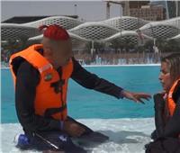 ريم مصطفى لـ«رامز جلال»: أنت إنسان مريض ولازم تتعالج