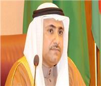 رئيس البرلمان العربي وسفير الإمارات يهنئان مصر والسيسي بعيد تحرير سيناء