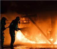 السيطرة على حريق بمول تجاري في كركوك العراقية