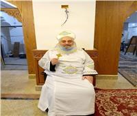 البابا تواضروس ينعي كاهن كنيسة عين شمس