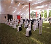 «تحرير سيناء» يمنح الحرية لـ2674 سجينا  صور