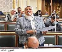 برلمانية تطالب وزير النقل بإنهاء تكرار حوادث القطارات
